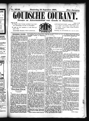 Goudsche Courant 1908-09-24