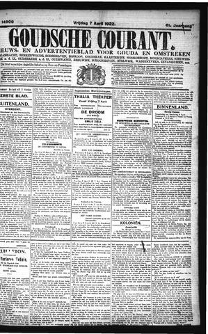 Goudsche Courant 1922-04-07