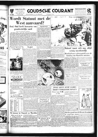 Goudsche Courant 1954-07-16