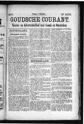 Goudsche Courant 1877-12-07