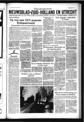 Schoonhovensche Courant 1967-01-20