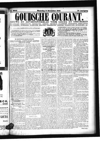 Goudsche Courant 1932-11-14
