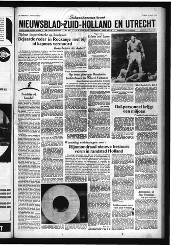 Schoonhovensche Courant 1965-05-28