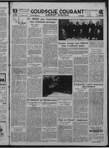 Goudsche Courant 1949-01-04