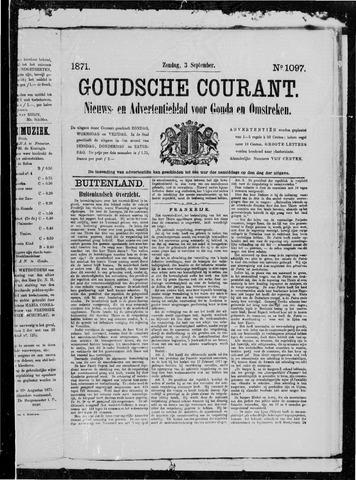 Goudsche Courant 1871-09-03
