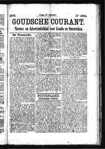 Goudsche Courant 1876-09-22