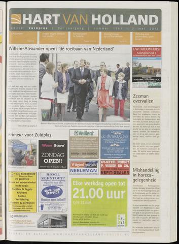 Hart van Holland - Editie Zuidplas 2013-05-02