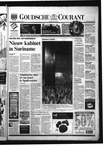 Goudsche Courant 1999-12-09
