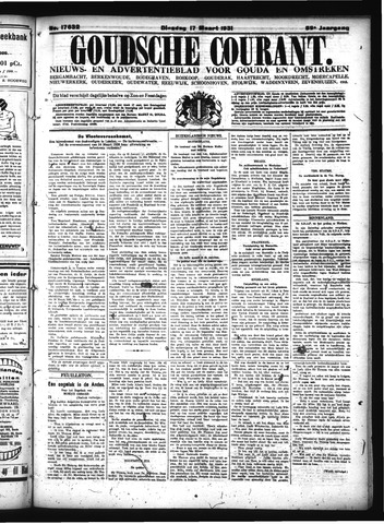 Goudsche Courant 1931-03-17