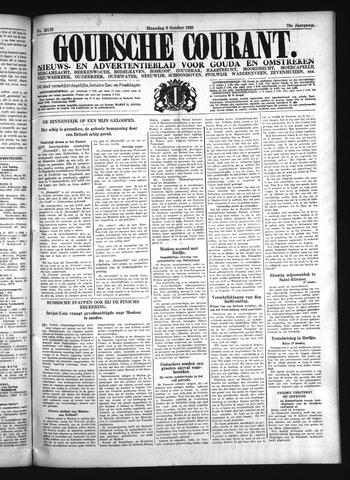 Goudsche Courant 1939-10-09