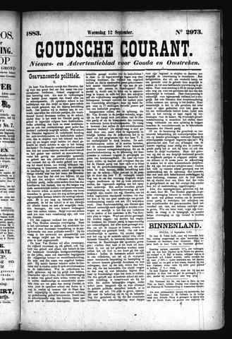Goudsche Courant 1883-09-12