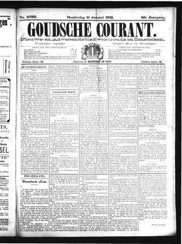 Goudsche Courant 1912-01-11