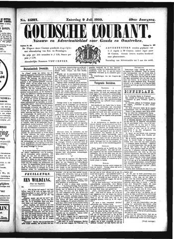 Goudsche Courant 1910-07-09