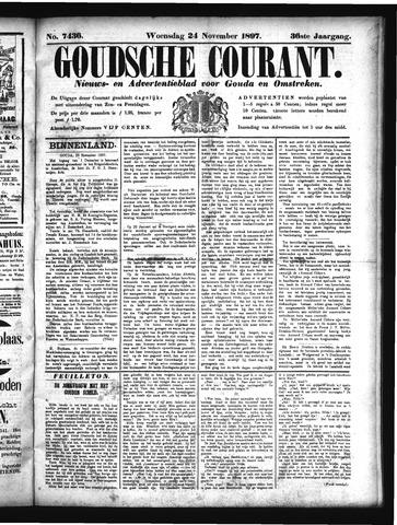 Goudsche Courant 1897-11-24