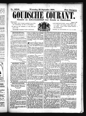Goudsche Courant 1908-09-23