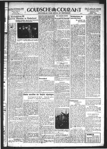 Goudsche Courant 1944-02-12