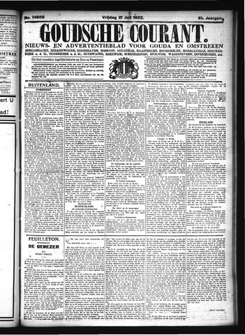Goudsche Courant 1922-07-21