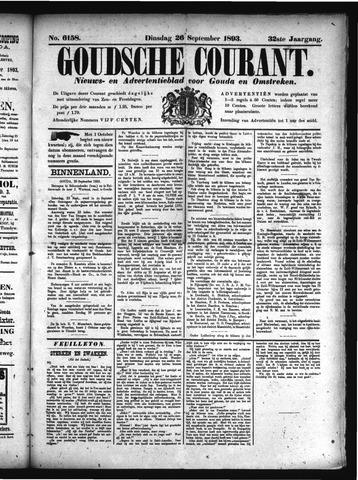 Goudsche Courant 1893-09-26