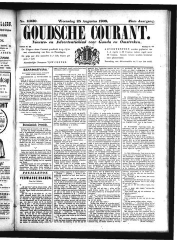 Goudsche Courant 1909-08-25