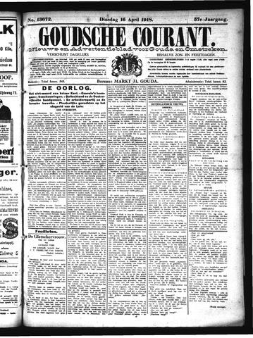 Goudsche Courant 1918-04-16