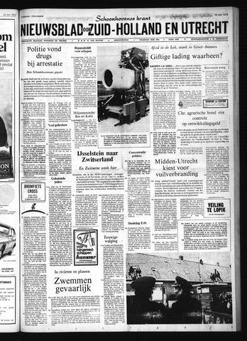 Schoonhovensche Courant 1972-05-26