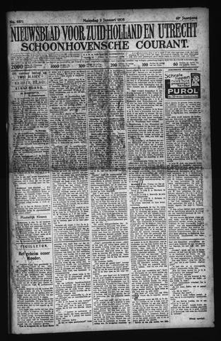 Schoonhovensche Courant 1928-01-02