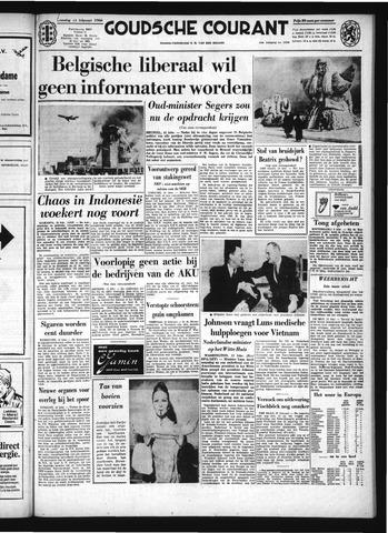 Goudsche Courant 1966-02-15
