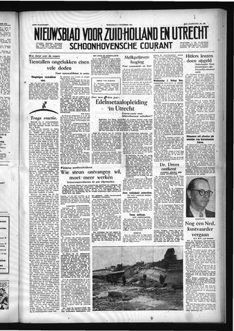 Schoonhovensche Courant 1954-12-08