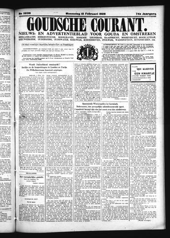 Goudsche Courant 1936-02-12
