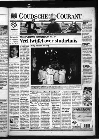 Goudsche Courant 1999-01-25