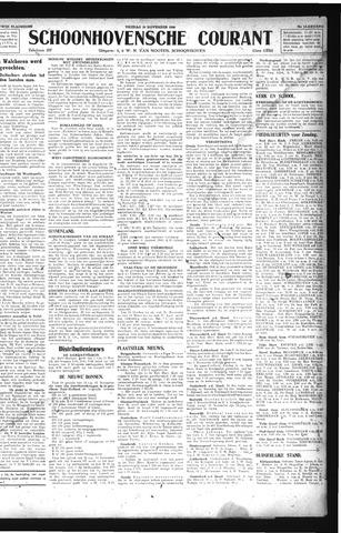 Schoonhovensche Courant 1944-11-10