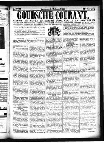 Goudsche Courant 1932-02-24