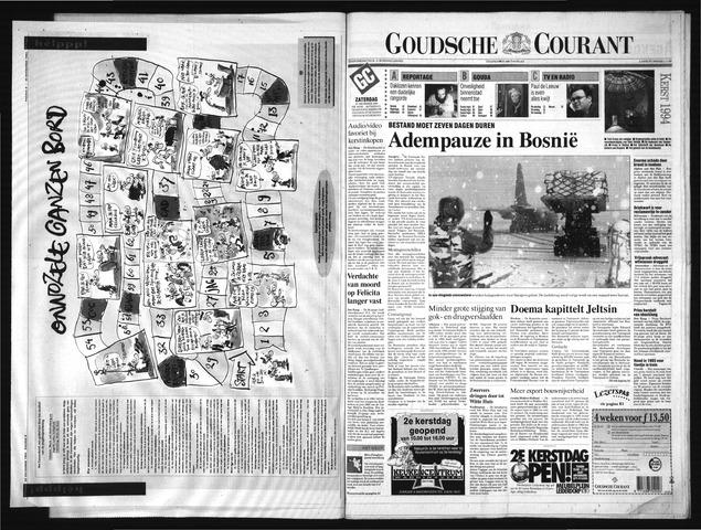 Goudsche Courant 1994-12-24