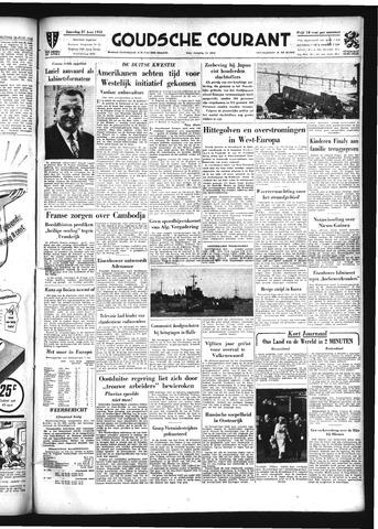 Goudsche Courant 1953-06-27