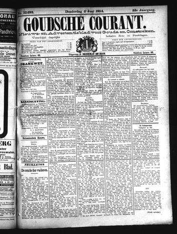 Goudsche Courant 1914-06-04