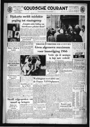 Goudsche Courant 1965-10-01