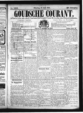Goudsche Courant 1911-07-18
