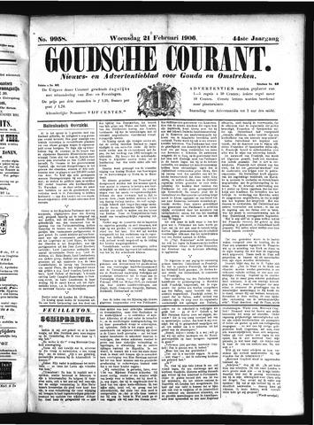 Goudsche Courant 1906-02-21