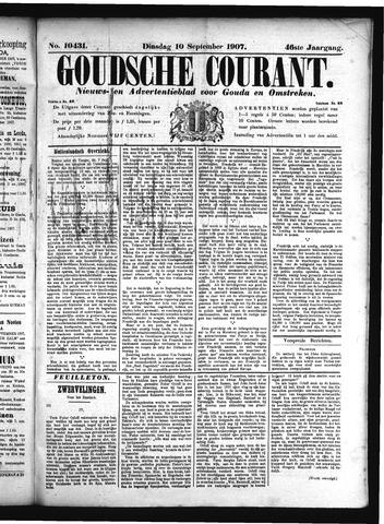 Goudsche Courant 1907-09-10