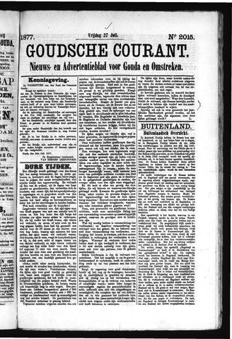 Goudsche Courant 1877-07-27