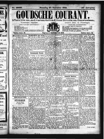Goudsche Courant 1912-11-25