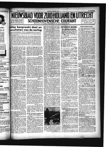 Schoonhovensche Courant 1942-10-02