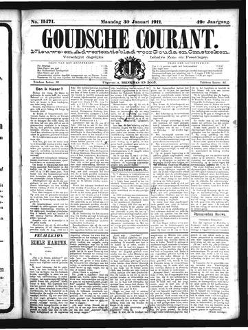 Goudsche Courant 1911-01-30