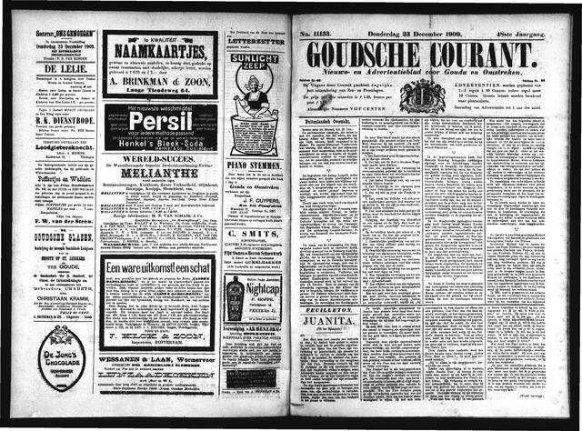 Goudsche Courant 1909-12-23