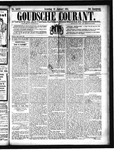Goudsche Courant 1921-01-22