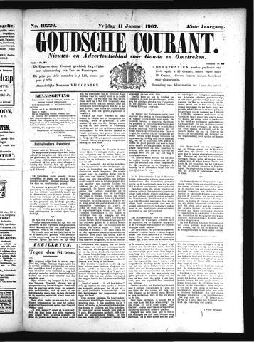 Goudsche Courant 1907-01-11