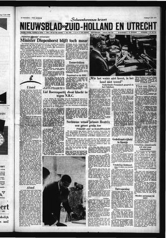Schoonhovensche Courant 1966-07-08