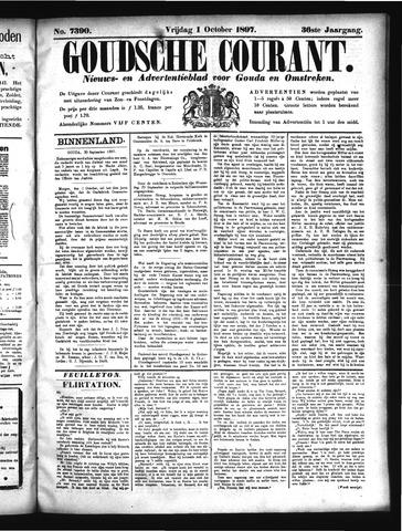 Goudsche Courant 1897-10-01