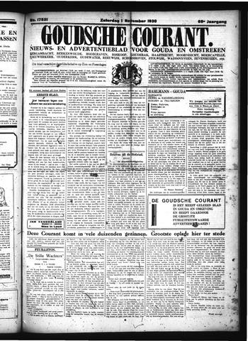 Goudsche Courant 1930-11-01