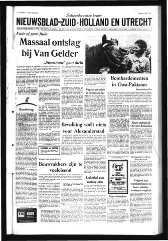 Schoonhovensche Courant 1971-04-02